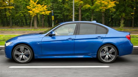 bmw 320ed 2016 bmw 320d xdrive review autoevolution