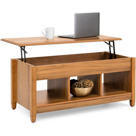 Modern Lift Top Coffee Table Modern Lift Top Coffee Table W Storage Golden Oak Best Choice Products