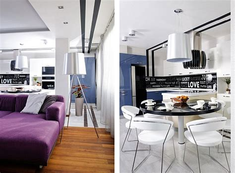 ultra modern apartment contemporary apartment in ukraine with stylish furniture