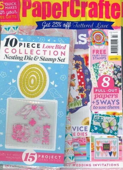 Papercrafter Magazine - papercrafter magazine subscription