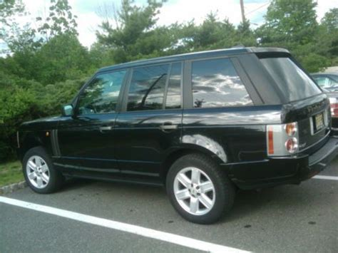 how to sell used cars 2005 land rover range rover user handbook buy used 2005 range rover low miles in cupertino california united states for us 16 500 00