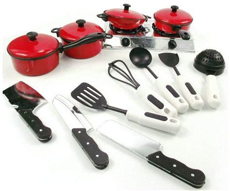 jual mainan masak anak anak panci kompor kitchen set 13pc