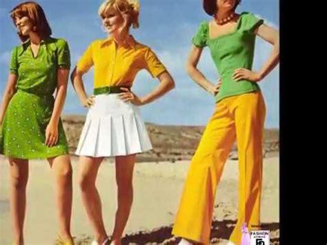 imagenes moda retro años 70 moda a 241 os 70 youtube