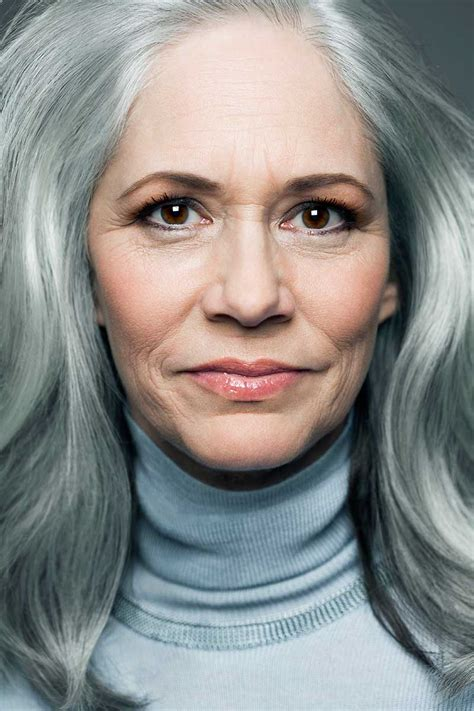 Best Hair Style Product Grey Hair by How To Care For Grey Hair Best Hair Products And Cuts