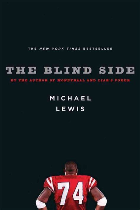The Blind Side Book author michael lewis tackles football s blind side npr