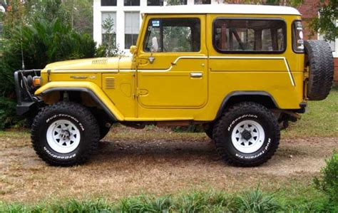 1981 Toyota Land Cruiser 1981 Toyota Land Cruiser Pictures Cargurus