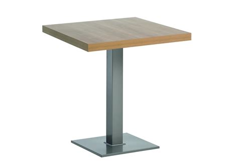 table pied central table avec pied central mundu fr