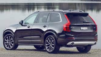 Buy Volvo Xc90 2015 Volvo Xc90 T6 Momentum Review Carsguide