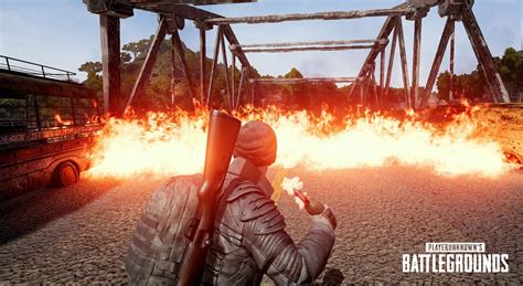 pubg pc test patch overhauls  grenades takes