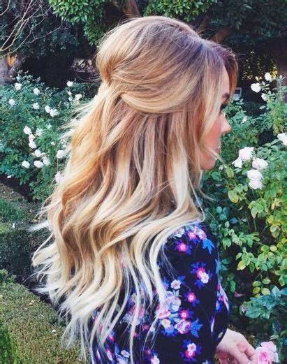 everyday hairstyles half up she s mrs tell lauren conrad marries william tell