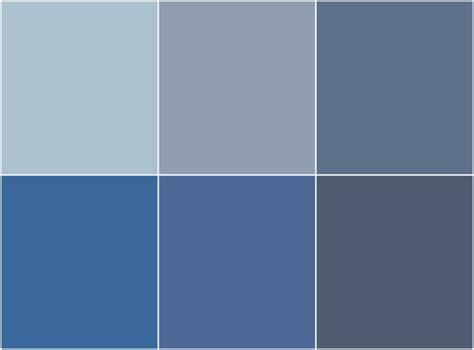Nuances De Bleus by Peinture Bleu Gris 224 L Int 233 Rieur Le Bleu Pigeon Et Le