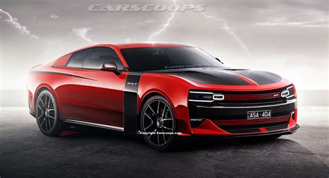 Dodge Charger 2020 Concept by 2020 Chrysler Valiant Charger Reimagining An Aussie Icon