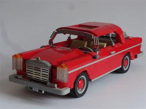 Mini Auto Lego by Lego Mercedes W111 Lego Autohof Lego Lego