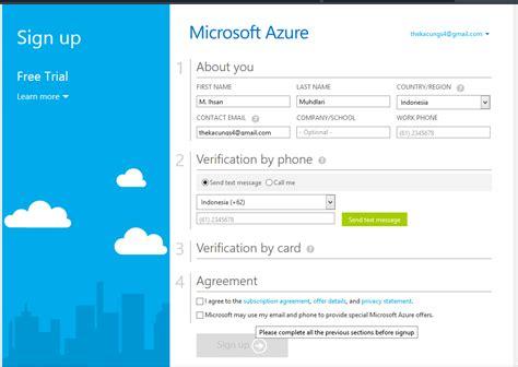 membuat vps windows cara mendaftar ke windows azure vps gratis dari azure