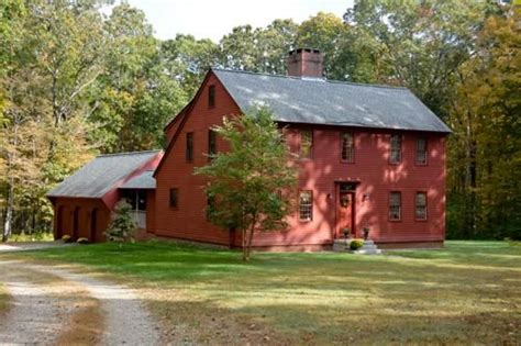 reproduction saltbox colonial houses pinterest 17 best images about red houses on pinterest early