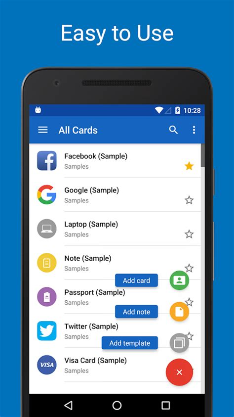 Play Store Without Password Password Manager Safeincloud Pro Android Apps On Play