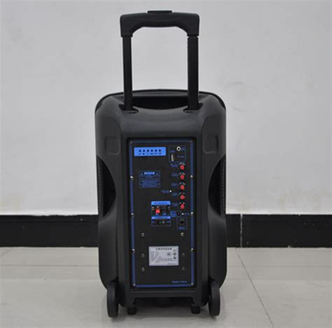 Speaker Power Up Bluetooth china 12 inch trolley speaker box with big power bank bluetooth fm f12 1 photos pictures