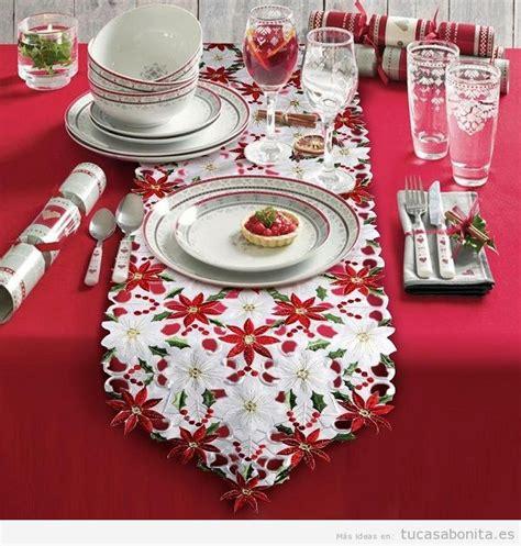 ideas decoracion mesa navidad baratas ideas y trucos para decorar tu casa de estilo moderna o