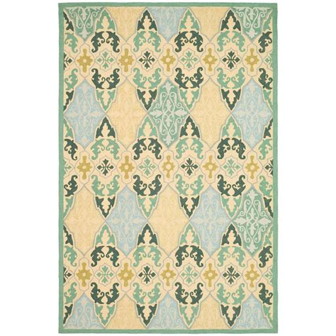 5 X 9 Area Rug Safavieh Chelsea Multi 3 Ft 9 In X 5 Ft 9 In Area Rug Hk725a 4 The Home Depot
