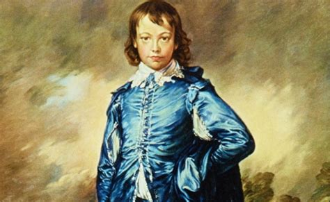 blue boy painting realee quot blue boy quot by gainsborough