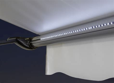 Awning Light by Carefree Sr0107 Led Rv Awning Light Kit White 16ft