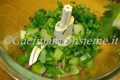 salsa di sedano verde le tecniche salse verde di sedano