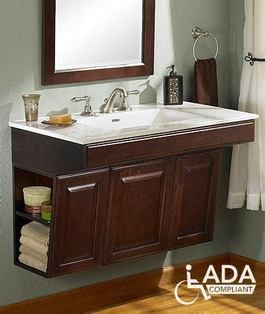 Ada Sinks And Vanities by Ada Compliant Vanity Sink Thinking This For Sti