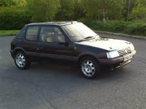 Peugeot 205 1 9 Gti Peugeot 205 Gti 1 9 Gti 1988