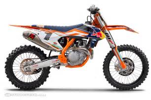 Time Of Ktm 2016 Ktm 450 Sx F And 250 Sx F Factory Edition Look