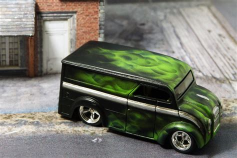 Hotwheels Dairy Delivery 25 dairy delivery by hw custom