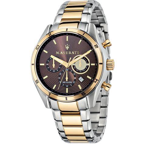maserati rolex orologio cronografo uomo maserati sorpasso r8873624001