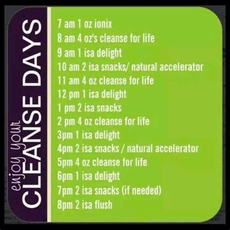 Isagenix Detox Schedule by Best 25 Isagenix Ideas On Isagenix Shakes