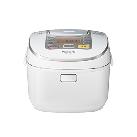 Jar Rice Cooker Panasonic Sr Cez18 panasonic ih jar rice cooker 5 5 white sr hb105 w appliances store