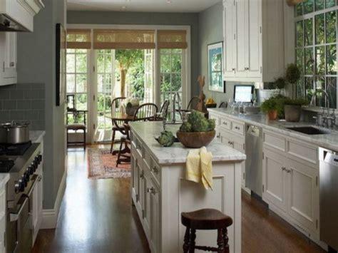 best 25 galley kitchen island ideas on kitchen island table and kitchen