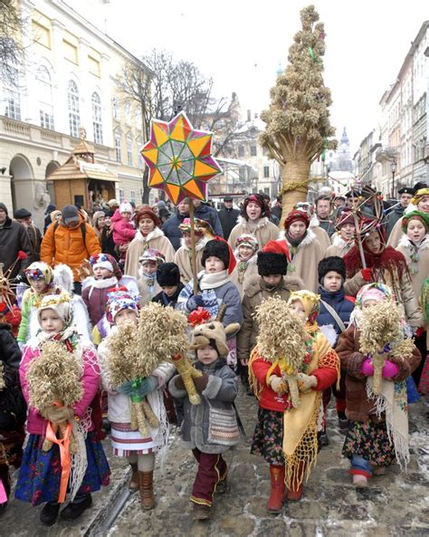 images of christmas in ukraine christmas celebration in lviv ukraine ukrainian life