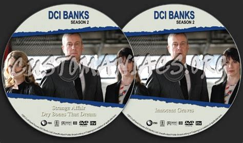 dci banks location dci banks season 2 dvd label dvd covers labels by