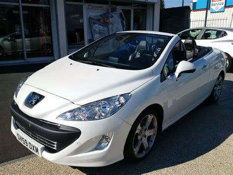 car make peugeot peugeot 308cc 1 6 156 thp uk registration