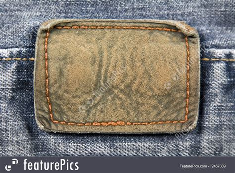 Patch Up Leather by Clothes Leather Patch Background Stock Picture I2467389