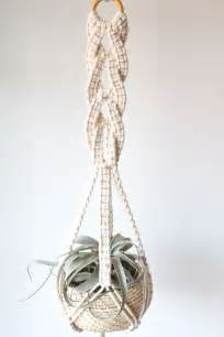 Macrame Patterns Plant Hangers - best 25 macrame plant hangers ideas on plant
