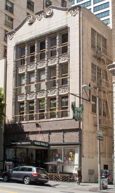 pcad brock and company jewelry store downtown los