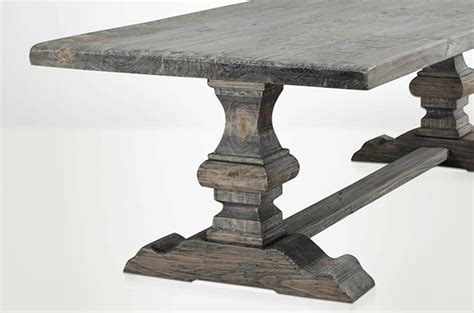 Table Monastere Ancienne by Table De Ferme Gris Bois Gris Cendr 233 Table Bois Table