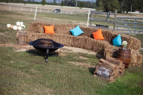 straw bale couch hay bale sectional sofa home pinterest