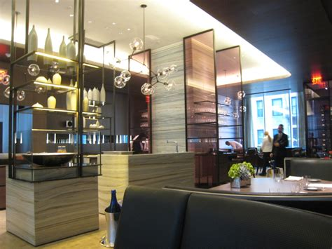 Back Room by Review Park Hyatt New York Breakfast At The Back Room At