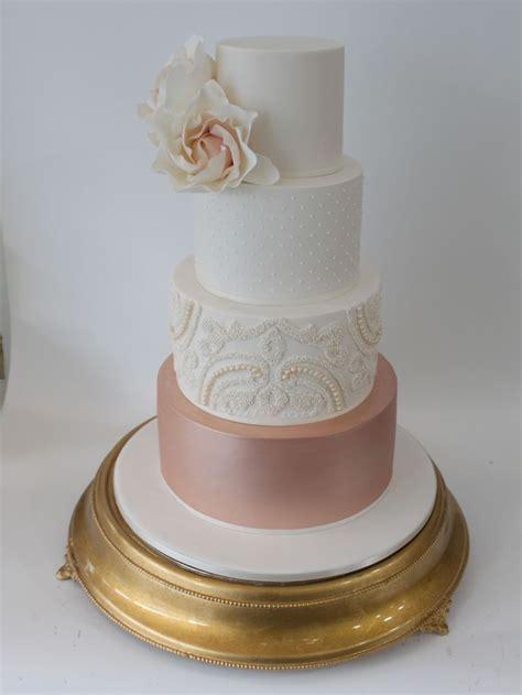 25  best ideas about 4 Tier Wedding Cake on Pinterest