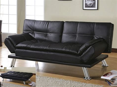 Leather Futon Costco   BM Furnititure