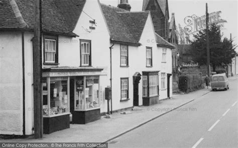 Hatfield Post Office hatfield peverel post office c 1965 francis frith