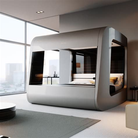smart beds hican the worlds smart bed