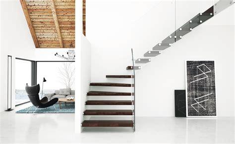 rintal scale per interni scale a sbalzo scale sospese o autoportanti oltre le scale