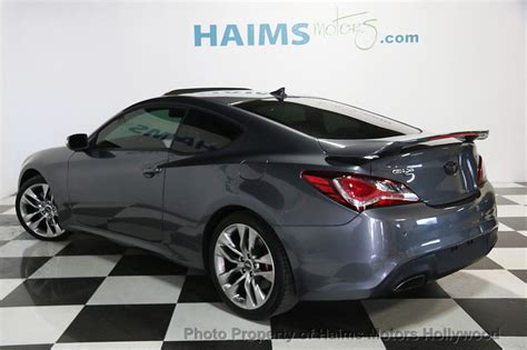 genesis coupe automatic 2015 used hyundai genesis coupe 2dr 3 8l automatic