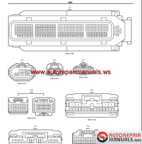 toyota hilux wiring diagram 2014 32 wiring diagram